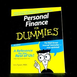 Personal Finance for Dummies Paperback 5th Edition